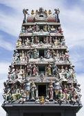Sri mariamman temple hindou — Photo
