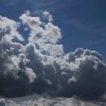 Preceding a storm clouds — Stock Photo #1310726