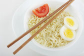 Noodle soup — Stock Photo