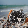 Stock Photo: Water resistant watch