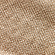 Old linen beige canvas texture — Foto de stock #1382624
