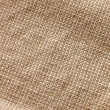 图库照片: Old linen beige canvas texture