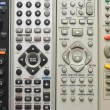 Remote controls for close-up — Stock Photo #2447856