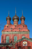 View of old church in Yaroslavl, Russia — Stock Photo