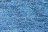 Abstract new denim blue jeans texture — Stock Photo