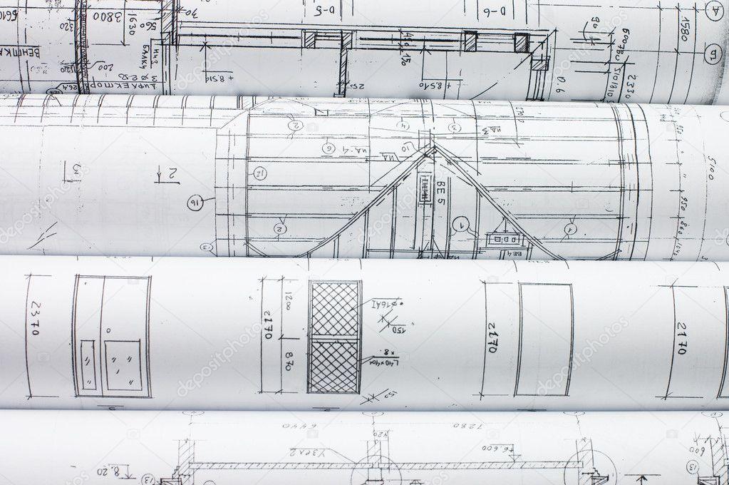 卷工程图纸