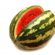Water melon isolated on white background — Stock Photo #2609344