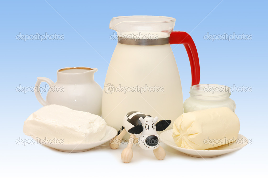 Cow Milk Products