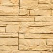 Structure of a stone wall — Stock Photo #2673675