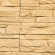 Structure of a stone wall — Stock Photo