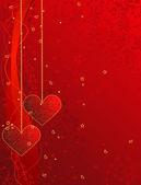 Cartão do dia dos namorados — Vetorial Stock