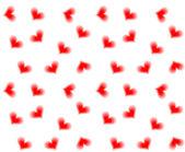 Fundo de corações sem emenda — Vetorial Stock