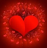 сердце — Cтоковый вектор