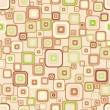 Seamless stylish pattern. — Stockvektor