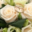 Wedding rings — Stock Photo #1311235
