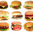 Stock Photo: Gamburger