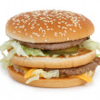 Hamburger — Stock Photo #1495818