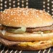 Hamburger — Stock Photo #1495831