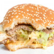 Hamburger — Stock Photo #1495854