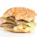 Hamburger — Stock Photo #1495860