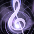 Stock Photo: Music abstract background.