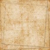 Carta d'epoca dalla carta vecchia — Foto Stock