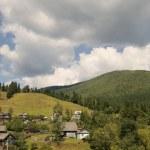 Village in mountains — Stock Photo #1334105