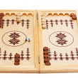 Backgammon board — Stock Photo
