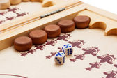 Backgammon — Foto de Stock
