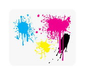 Paint_blots2 — Stock Vector