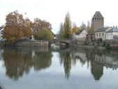 Strasbourg in the Fall — Stock Photo