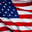 US Flag - Stockfoto