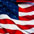 US Flag — Stockfoto #1385061