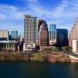 Stock Photo: austin texas downtown