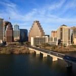Austin Texas Downtown — Stock Photo