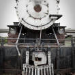 Old Steam Train — Stock Photo #1385090