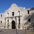 Alamo in San Antonio, Texas - Stock Photo