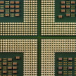 Computer Processors — Stock Photo