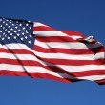 American Flag — Stock Photo #1386596