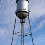 Torre de agua metal — Foto de Stock   #1386665