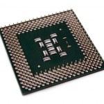 CPU Chip — Stock Photo #1386758