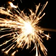 Stock Photo: Burning Sparkler