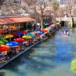 San antonio riverwalk — Foto Stock