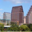 Downtown Austin, Texas — Stock Photo