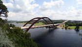 Austin 360 Bridge — Stockfoto