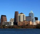 Downtown Austin Texas Cityscape — Stock Photo