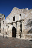 Alamo in het centrum van san antonio — Stockfoto