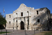 Alamo in san antonio, texas — Stockfoto