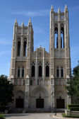 Old Church in downtown Fort Worth Texas — Stock Photo
