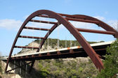 Austin 360 Bridge — Stockfoto